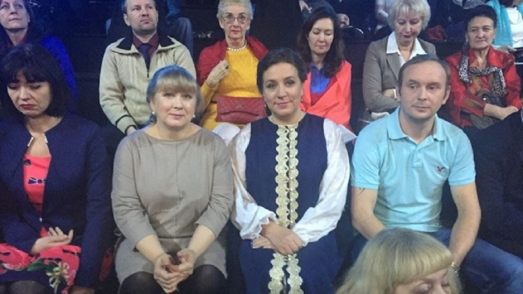 Алеся Григорьева, требующая сменить в Омске детского омбудсмена, добралась до эфира НТВ