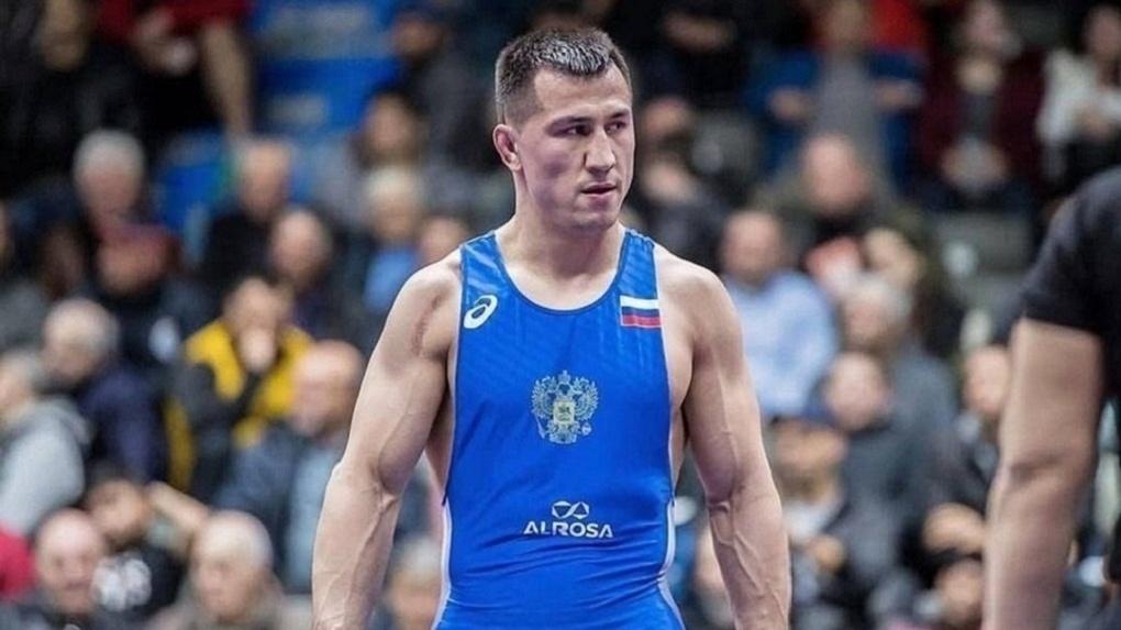 Новосибирский чемпион мира по греко-римской борьбе показал, как готовится к Олимпийским играм