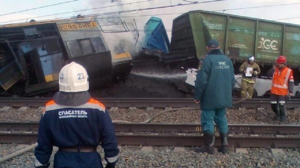 В Новосибирской области устроившая железнодорожную катастрофу дежурная по станции избежала суда
