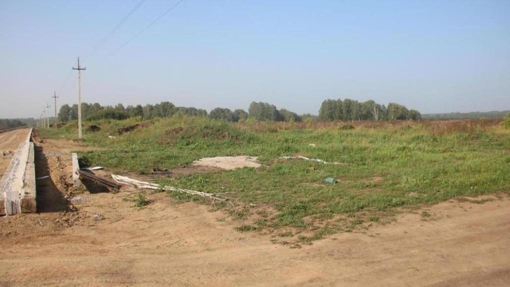 Под новосибирском остановили строительство скандального мусорного полигона