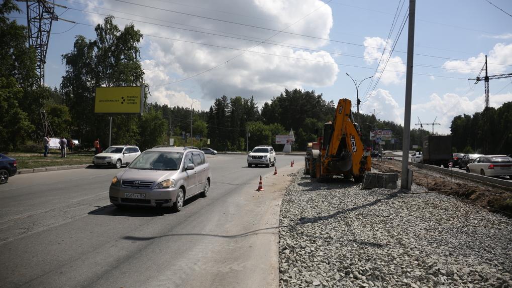 1,7 млрд рублей потратили на ремонт дорог в Новосибирске
