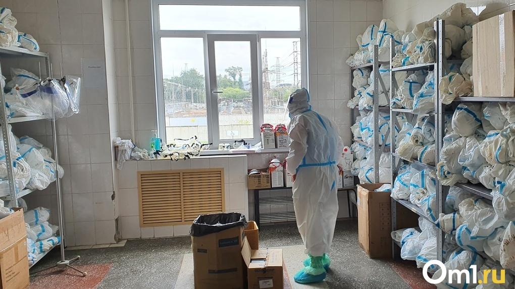 Статистика пошла в рост? За сутки в Омске коронавирус нашли у 44 человек