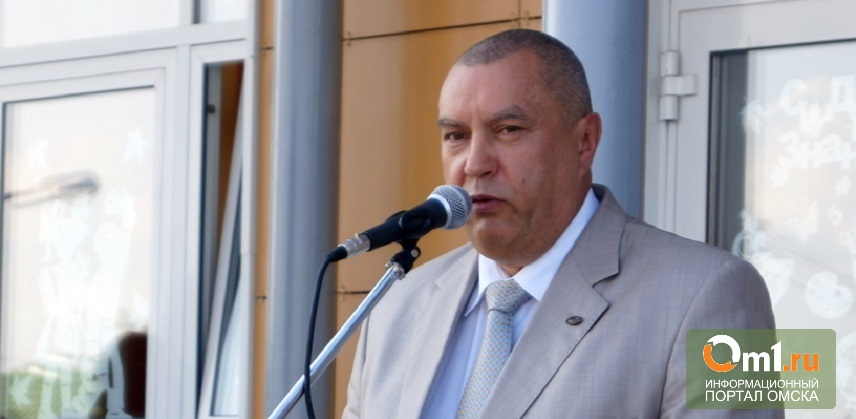 Фролов на посту мэра Омска переназначил всех замов, кроме Меньшова
