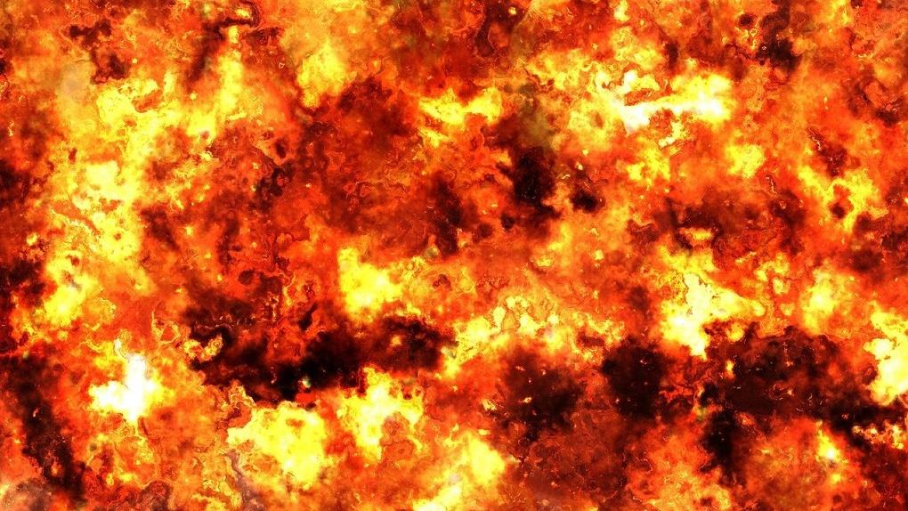 Под Новосибирском четверо военнослужащих пострадали в результате взрыва на полигоне