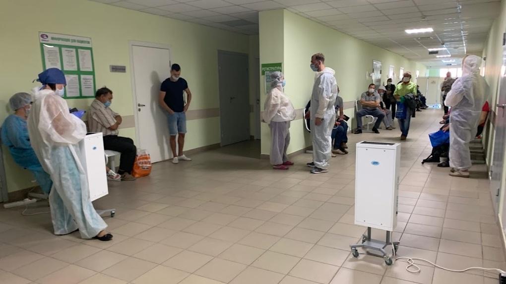 Каждый день - смерть. В Омске скончался ещё один человек с коронавирусом, заразились - 111