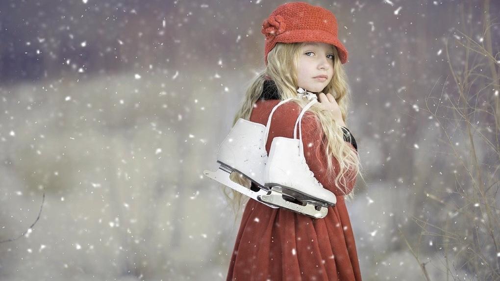 На Новосибирск надвигается двухнедельный снегопад