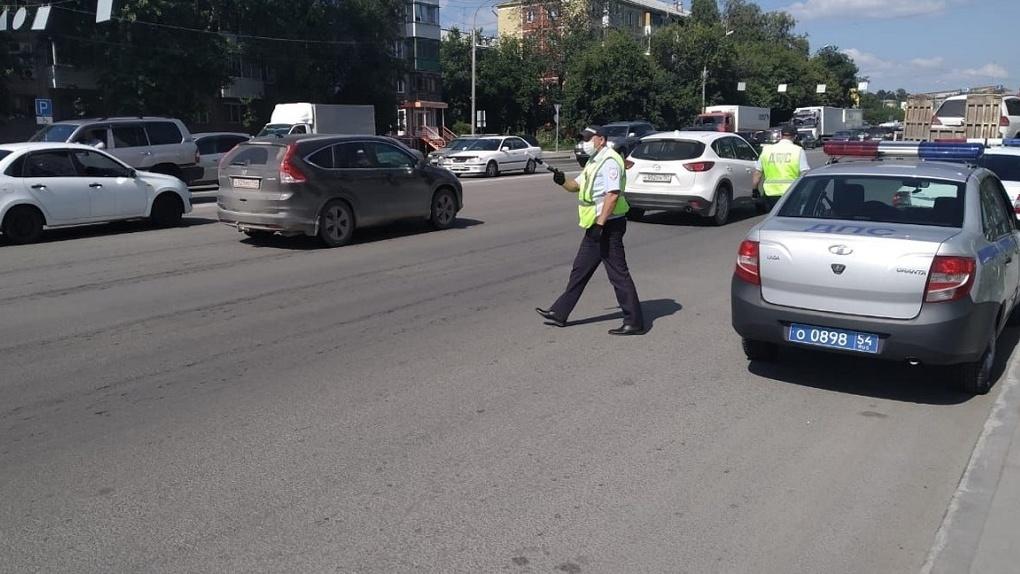 Больше сотни детей пострадали в ДТП в Новосибирске с начала года