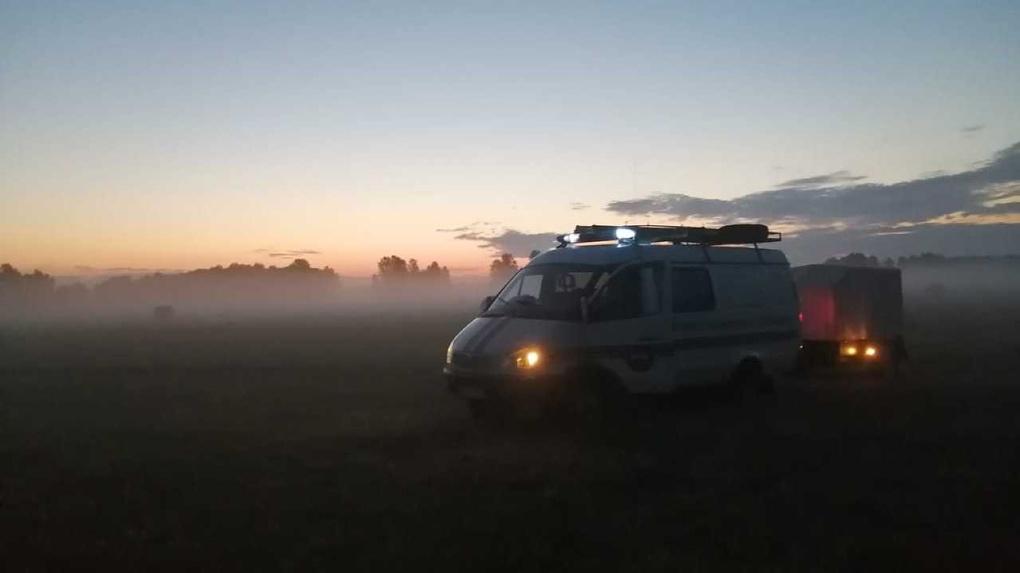 Труп пропавшего грибника нашли в Новосибирске