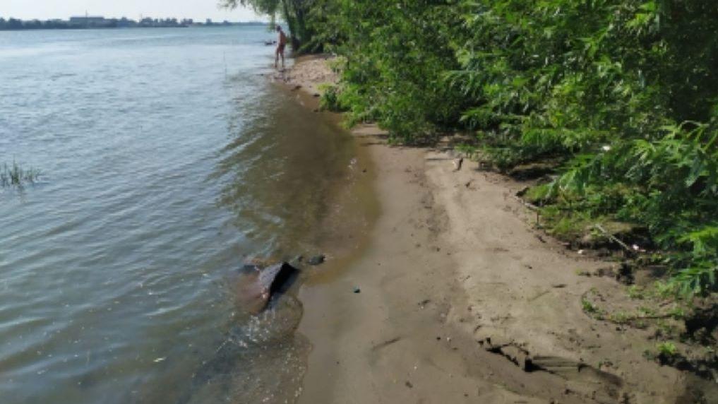 Новосибирские водолазы ищут в реке Обь тело 17-летнего подростка