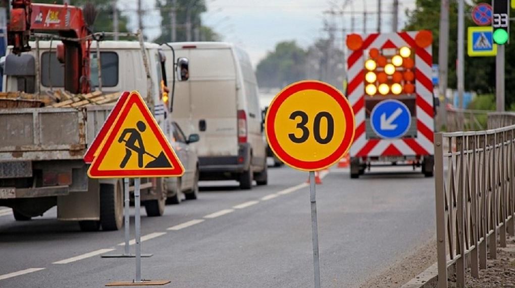 Пробки закончатся: названа дата окончания расширения дороги на въезде в новосибирский Академгородок