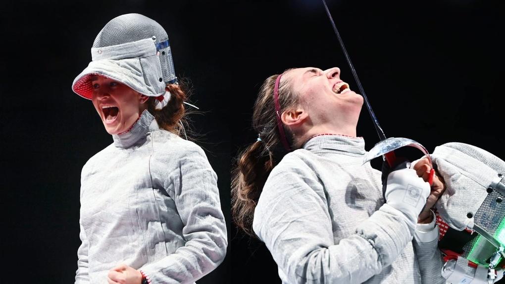 Новосибирская фехтовальщица София Позднякова завоевала золотую медаль на Олимпийских играх