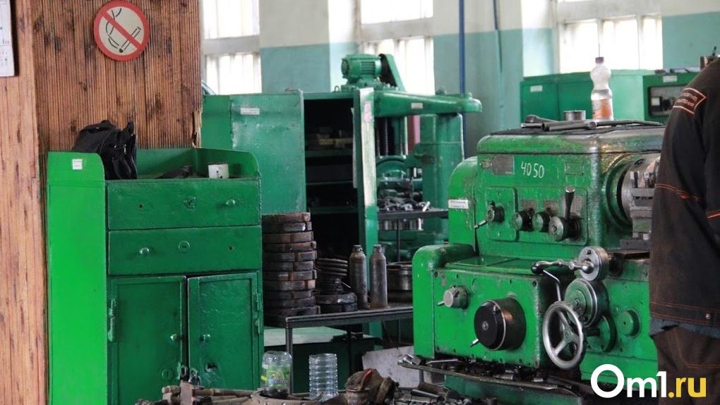 Промышленные предприятия в Омске во время кризиса не бедствуют