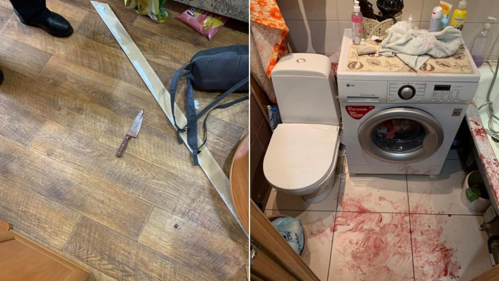 Били ножом в спину. Следователи опровергли версию омских подростков об убийстве матери из-за самообороны