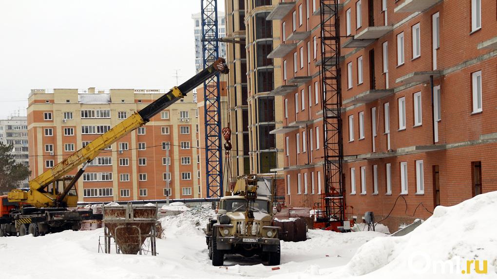 1,3 млрд рублей получит Новосибирская область на завершение проблемных долгостроев