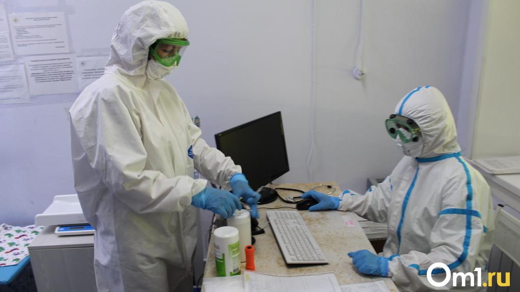 Больницу в новосибирском микрорайоне Пашино отдали под коронавирусный госпиталь