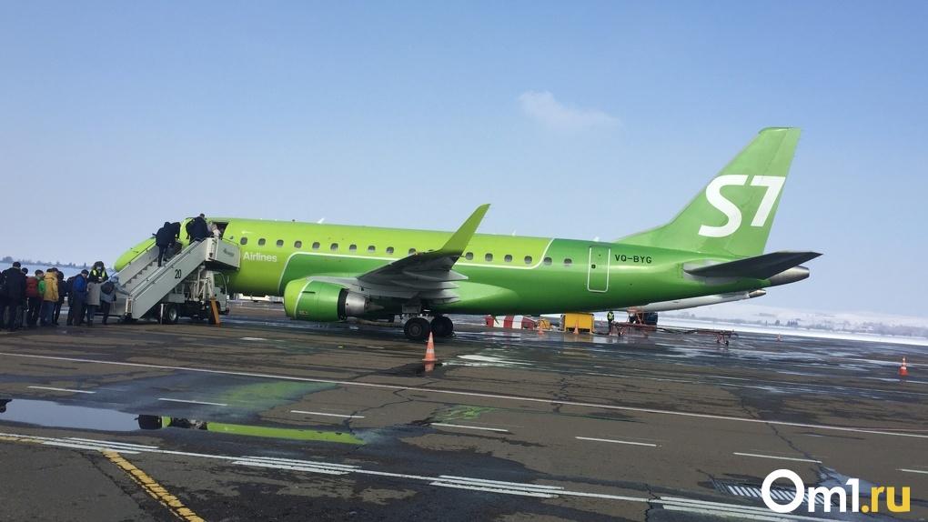 S7 Airlines открывает рейсы из Новосибирска в Волгоград