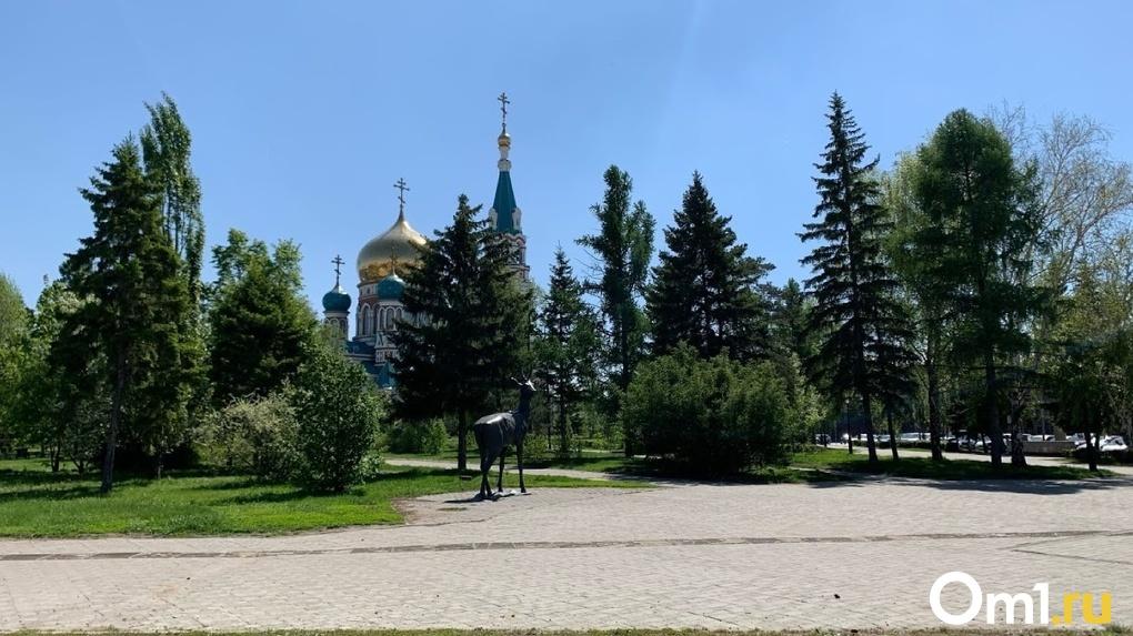 В Омске из-за репетиции парада Победы, на который не пустят горожан, перекроют центр города