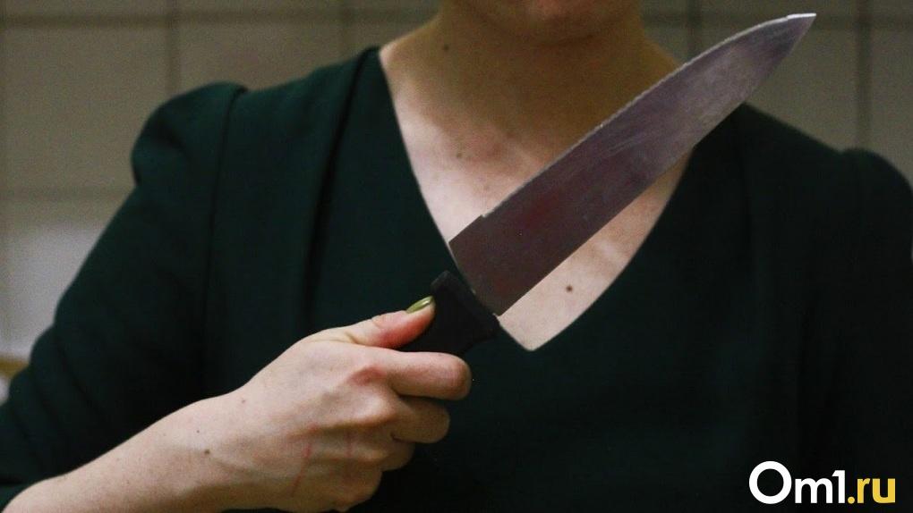 Резала овощи и убила мужчину: жительница Новосибирска несколько дней держала в шкафу кровавый труп. ВИДЕО