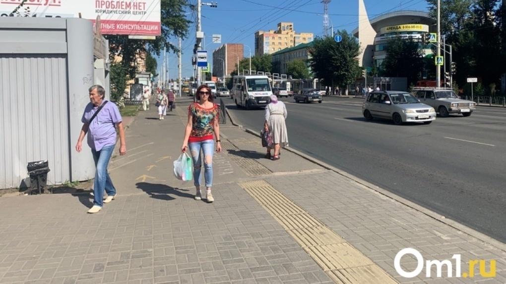 В Омске прозвучала сирена. Реакция горожан на тревожный звук в фото и видео