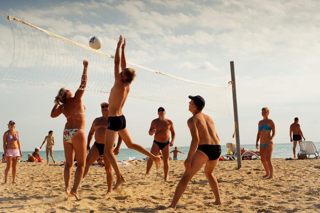 В Омске появится пляжный стадион