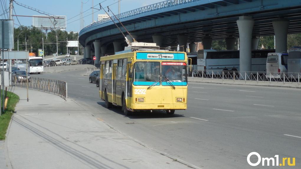 Новосибирское предприятие «Оксид» будет делать комплектующие для автономных троллейбусов