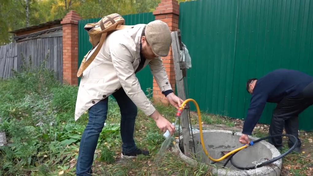 В колодцы жителей Омской области мог просочиться свалочный фильтрат