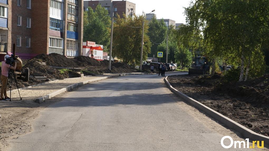 Мэрия Омска рассказала, какие дороги отремонтируют в следующем году