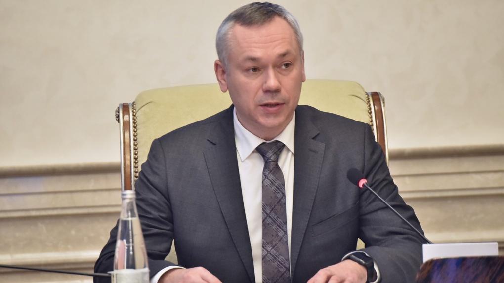 Губернатор Новосибирской области призвал новосибирцев оставаться дома при первых признаках ОРВИ