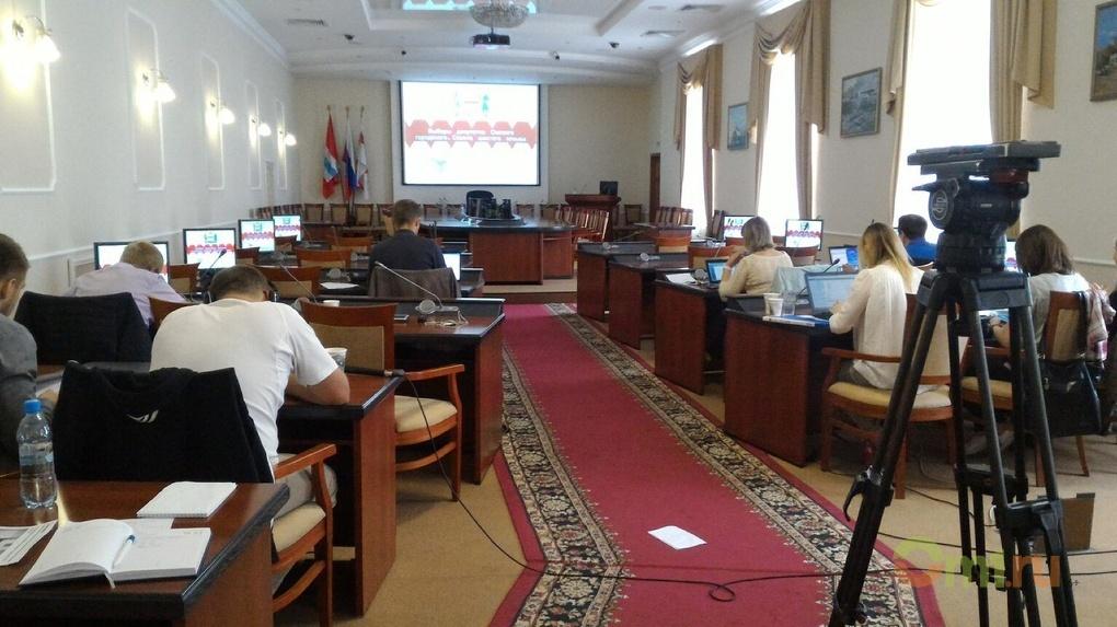 На организацию выборов в Омске поступило около 10 жалоб