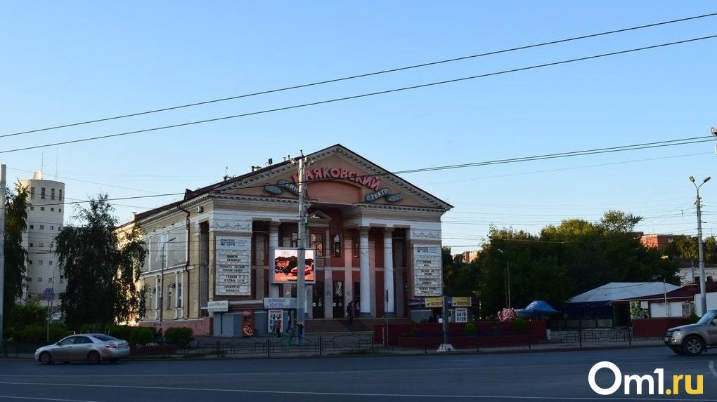 Омские кинотеатры в первый день работы заработали больше полумиллиона рублей