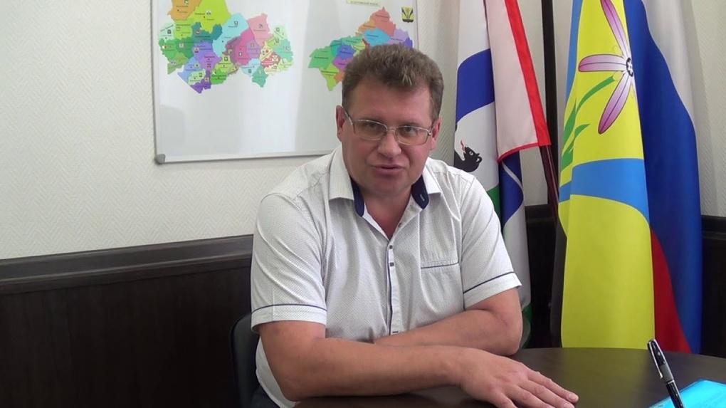 Задержан глава Искитимского района Новосибирской области: в его кабинете прошли обыски