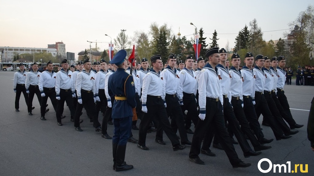 В Омске впервые за 21 год отменили торжественное празднование Дня ВМФ