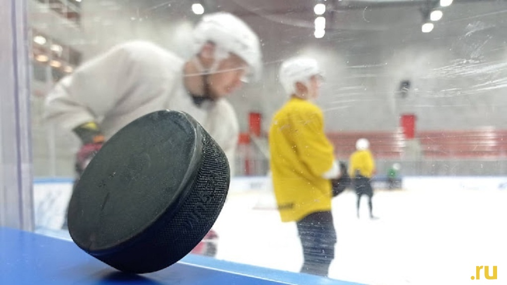 В Омске установят часы, которые будут отсчитывать время до чемпионата по хоккею