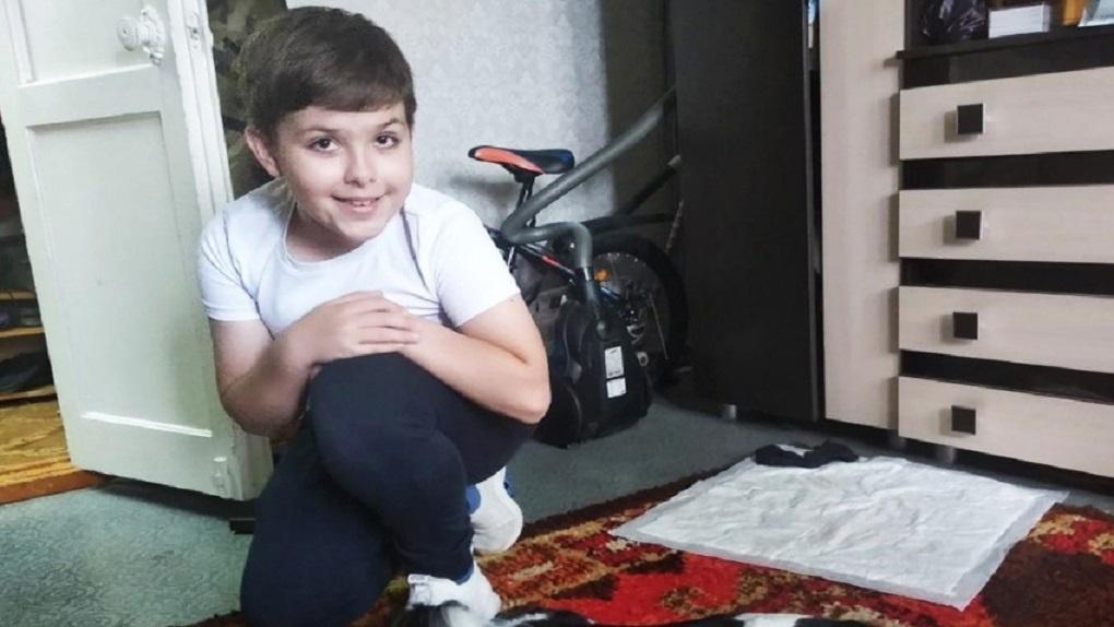 Омский школьник представил лучший социальный проект во всей стране