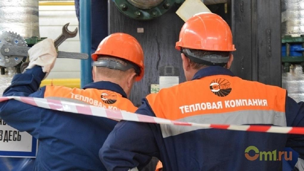 На спасение омской «Тепловой компании» срочно требуется 85 миллионов