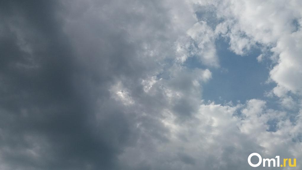 Гроза, дожди и ураган: новосибирцев предупредили о резкой смене погоды на выходных