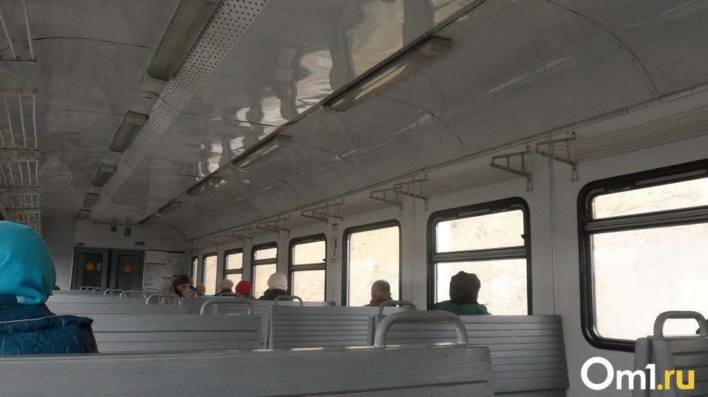 Железнодорожники изменили расписание двух новосибирских электричек