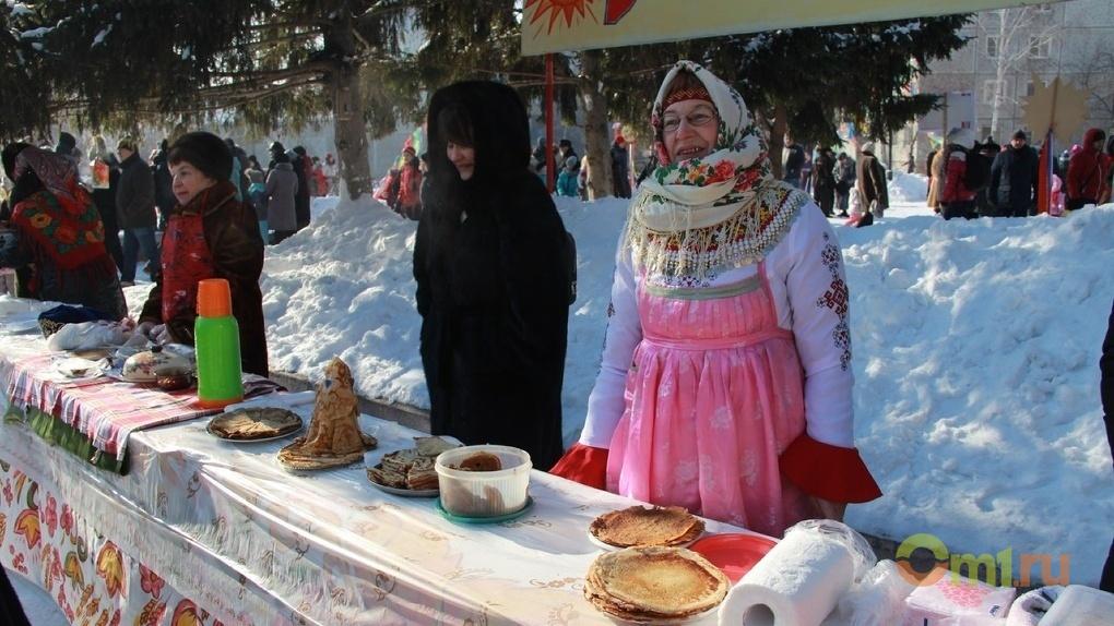 В Омске пройдет конкурс авторских блинов
