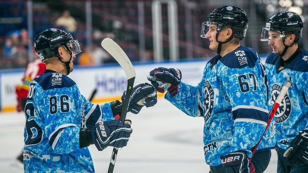 ХК «Сибирь» не поедет на традиционный предсезонный турнир