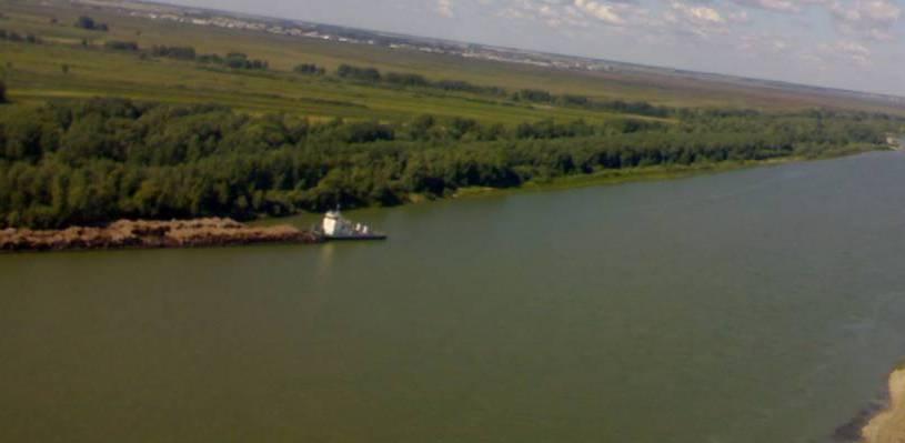 В Омской области скоро выйдет из берегов Иртыш