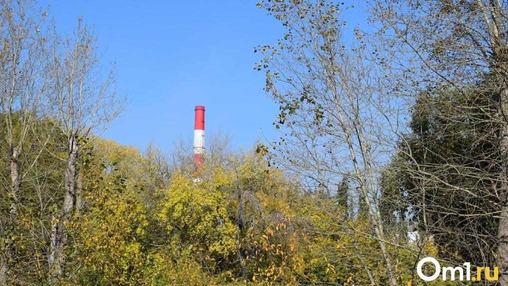 В Омске нашли ещё один незаконный источник выбросов