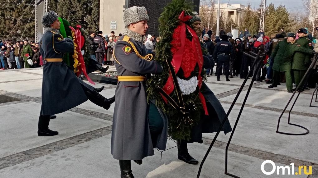 На Парад Победы в Новосибирске пригласят юнармейцев и Волонтёров Победы
