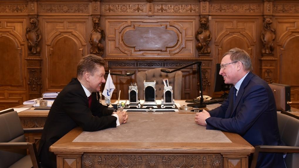Налоги «Газпрома» Омской области могут пересмотреть в Госдуме России