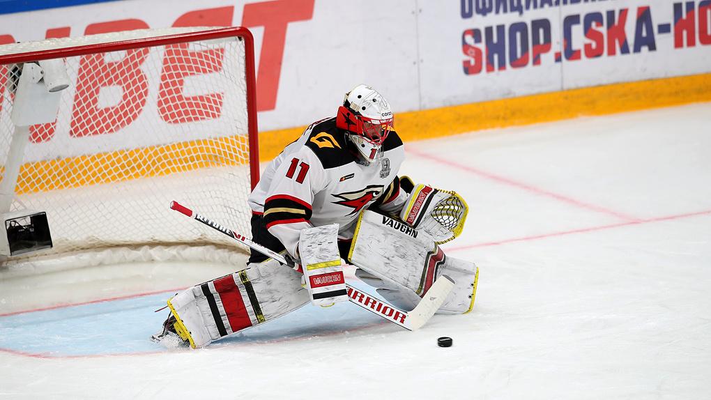 ЦСКА разгромил «Авангард» усилиями легенды омского хоккея Александра Попова