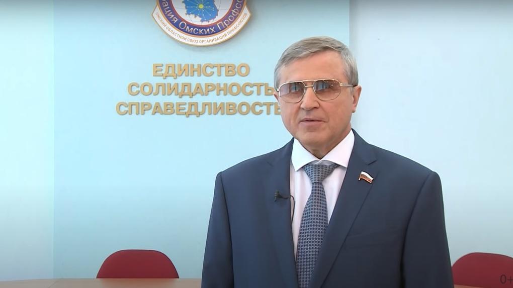 Омский депутат добивается в Госдуме снижения пенсионного возраста