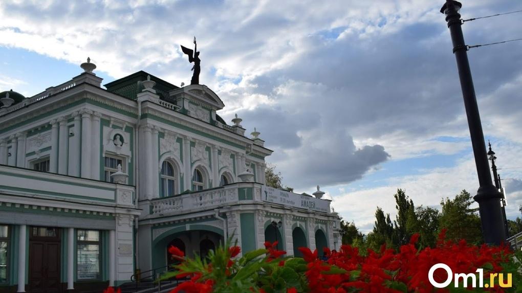 Омский театр отменил спектакли, не дожидаясь официального объявления второй волны