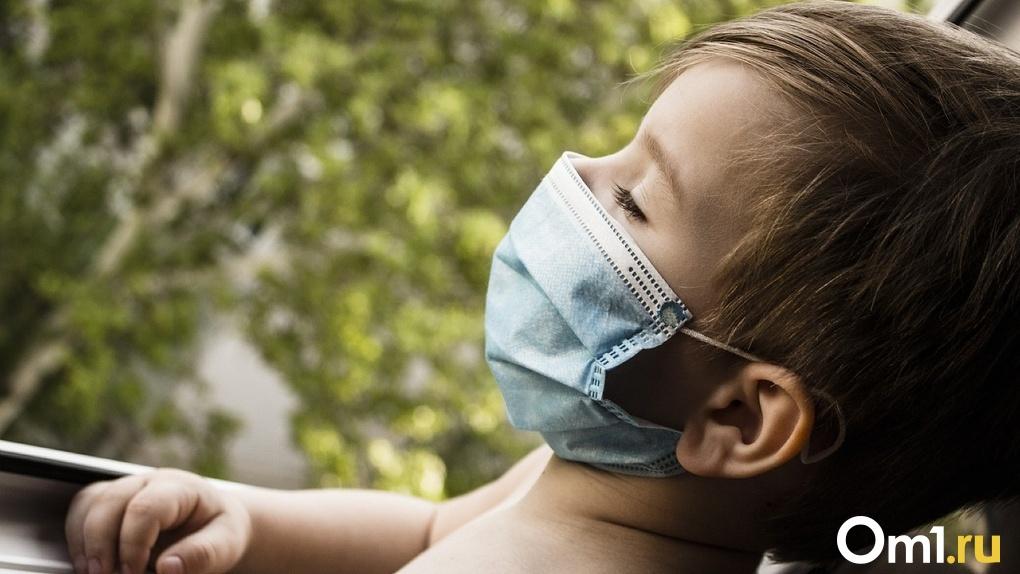 В Омске зафиксирована вспышка коронавируса в детском доме