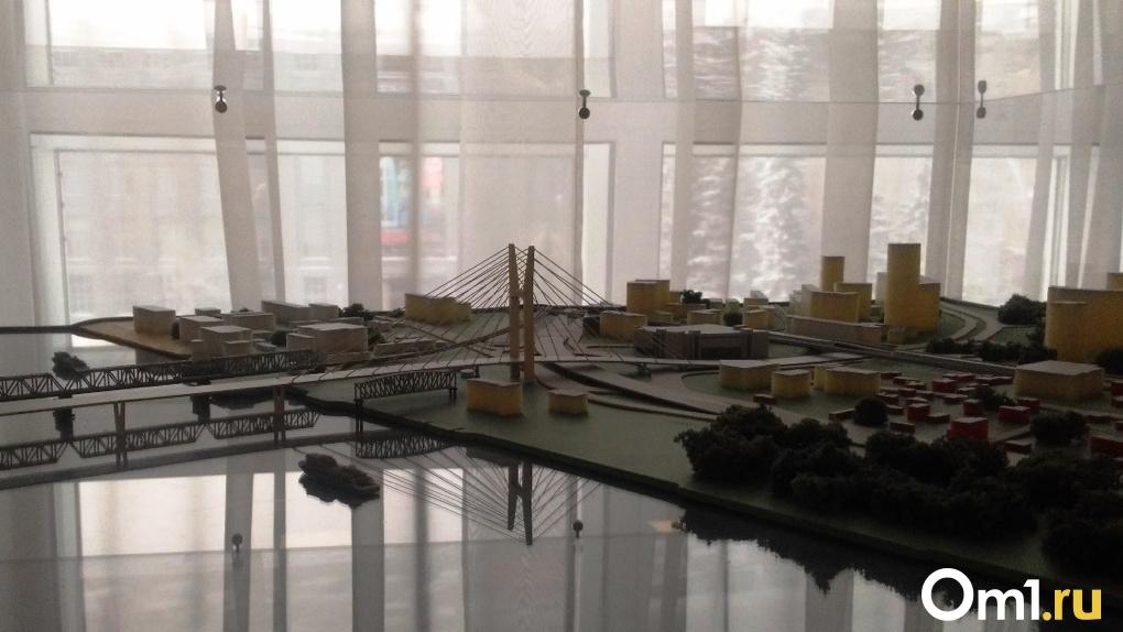 На строительство четвёртого моста в Новосибирске дополнительно потратят шесть миллиардов рублей