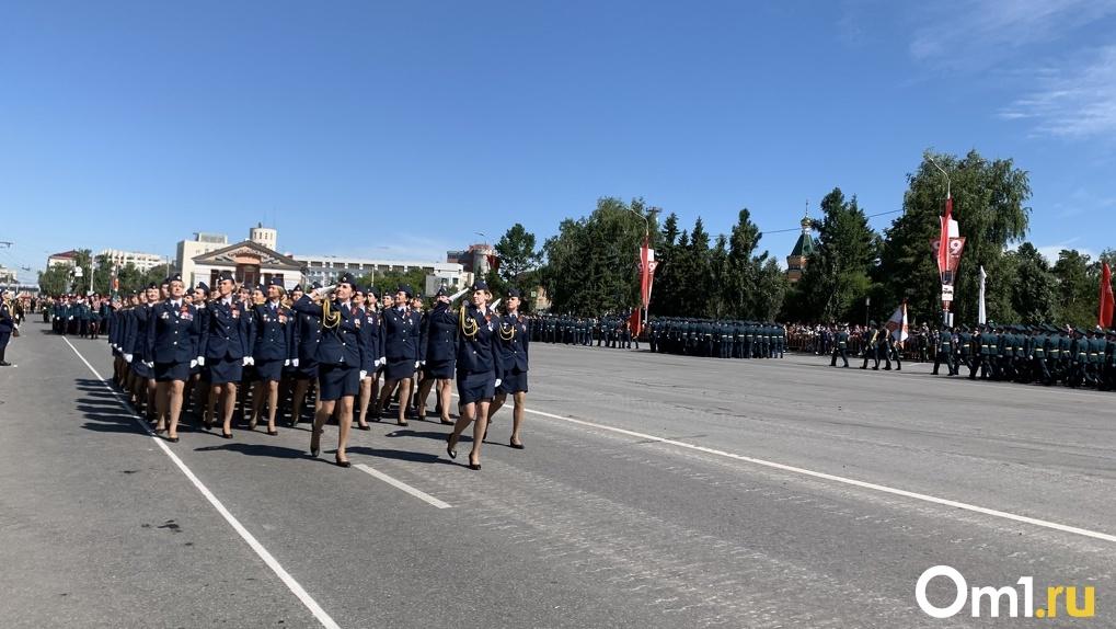 Стала известна программа празднования Дня Победы в Новосибирске