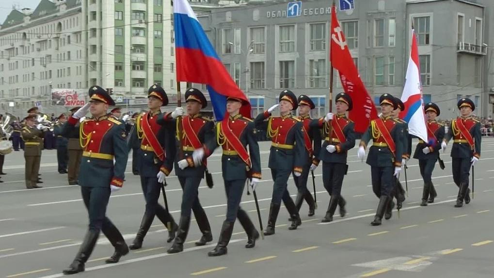 В Новосибирске отменили парад Победы
